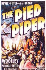 The Pied Piper 1942 DVD - Monty Woolley / Roddy McDowall